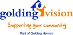 Golding Vision logo to be used on all publicity